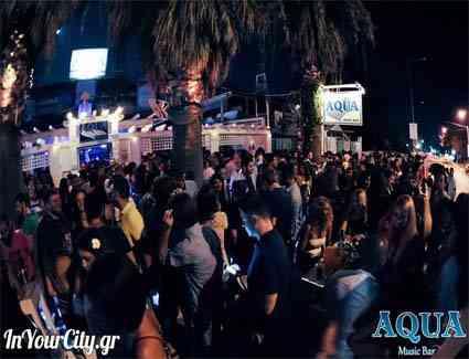 AQUA Bar Καλλιθέα Χαλκιδική 2015